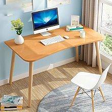 KTDZ Wooden Desk Office Desk Computer Desk Home