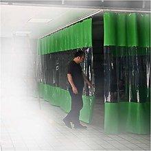 KUAIE Waterproof Curtains,Transparent