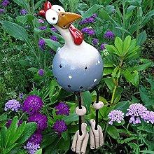 KUANDARGG Resin Garden Figurine, Resin Decor