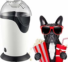 KUANDARM Electric Hot Air Popcorn Popper Maker For