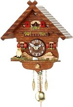 Kuckulino Black Forest Clock with quartz movement