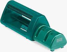 Kuhn Rikon Knife Sharpener, Green