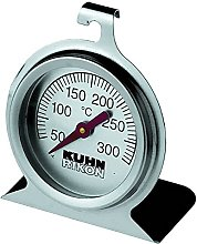 KUHN RIKON Oven Thermometer, Stainless Steel,
