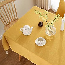 Kuingbhn Modern Rectangle Tablecloth Decoration