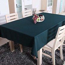 Kuingbhn Table Cloth Rectangular Oblong Table