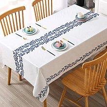 Kuingbhn Table Cover Cloth Tablecloth Square Shape