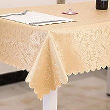 Kuingbhn Waterproof Table Cloth Wipe Clean Anti