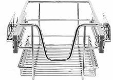 KuKoo 6 x Kitchen Pull Out Soft Close Baskets /