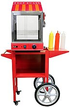 KuKoo Hot Dog Steamer, Commercial Hotdog Machine