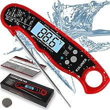 MRang Meat Thermometer Waterproof IP67 Digital Instant Read Food Thermometer