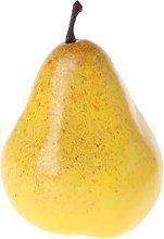KunmniZ 1Pc Realistic Artificial Fake Fruit Yellow