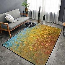 Kunsen Abstract art modern carpet Durable