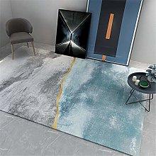 Kunsen Abstract sent soft, no hair, modern carpet