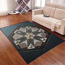 Kunsen Beautiful salon carpet to reduce noise