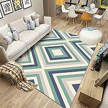 Kunsen bedroom rugs Geometric salon sofa bedroom