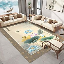 Kunsen carpets for living room large Yellow