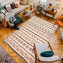 Kunsen Carpets For Living Room Sale Powder yellow