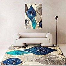 Kunsen Cheap Area Rug Creative geometric modern
