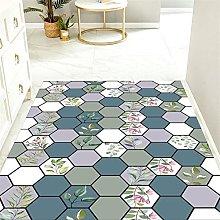 Kunsen cheap extra large rugs Regular hexagonal