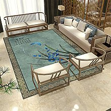 Kunsen Cheap Modern style living room big carpet