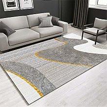 Kunsen Cheap Rug Abstract modern geometric
