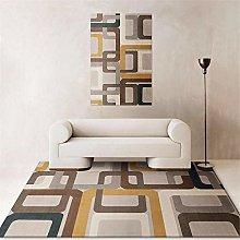 Kunsen Cheap Rug Creative geometric modern carpet