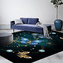 Kunsen Classic creative butterfly pattern dark