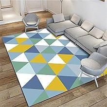 Kunsen Classic creative geometric carpet Durable