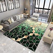 Kunsen Classic creative geometric green