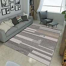 Kunsen Fireplace Rug Gray luxury interior carpet