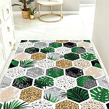 Kunsen hallway carpet Regular hexagonal salon