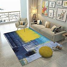 Kunsen Le tapis de salon de salon d'encre