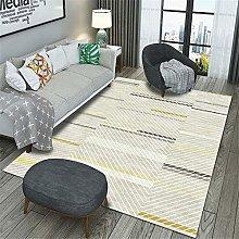 Kunsen Rug For Bedroom Beige salon carpet modern