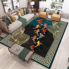 Kunsen Rug For Bedroom Modern Chinese style