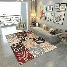 Kunsen Rug For Living Room Square light luxury