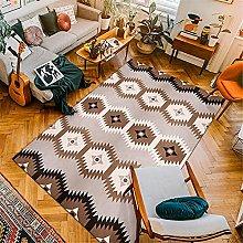 Kunsen Small Rug Gray main vintage style living