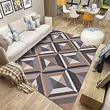 Kunsen small rugs Geometric salon sofa bedroom