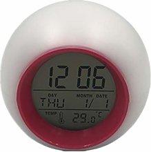KUOZEN alarm clock led clock projection clock