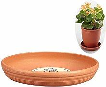 KUOZEN Flower Pot Trays Plant Pot Saucer Plant Pot