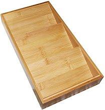 Kurtzy Spice Drawer Organiser - 3 Tier (38x20x5cm)