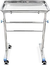 Kutra Mobile Mayo Tray Stand Stainless Steel