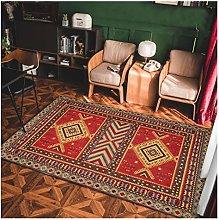 KUYUC Vintage Area Rug Living Room Hallway,