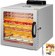Kwasyo 10 Trays Food Dehydrator Machine with