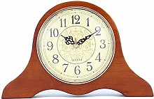 KYEEY Mantle Clock Table Clocks For Living Room