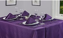 Kyleigh Tablecloth Marlow Home Co. Size: 132cm W x