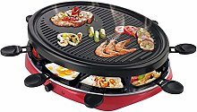 Kyman Wine set Raclette Grill Indoor Barbecue