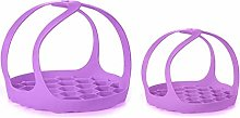 KYMLL Silicone Pressure Cooker Sling Bakeware with