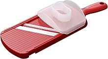 Kyocera Ceramic Julienne Slicer, Red
