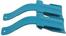 Kyoidy 2pcs Portable Slacker Upper Handle Shoe