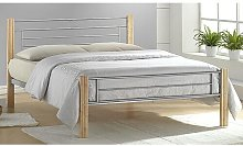 Kyson Bed Frame Marlow Home Co.